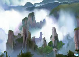 Hallelujah Mountains