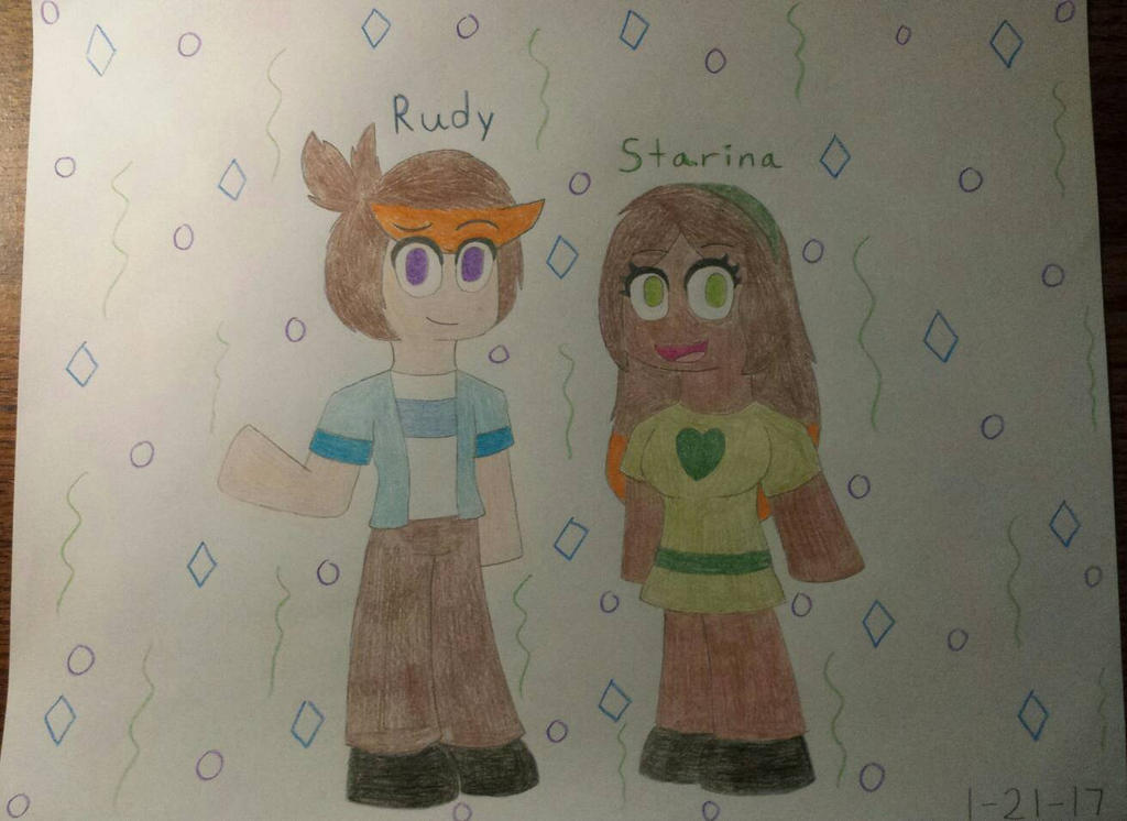 Steve and Alex - Wallpapers and art - Mine-imator forums