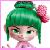 Wreck-it Ralph ~ Minty Sakura by MusicalArtNinja