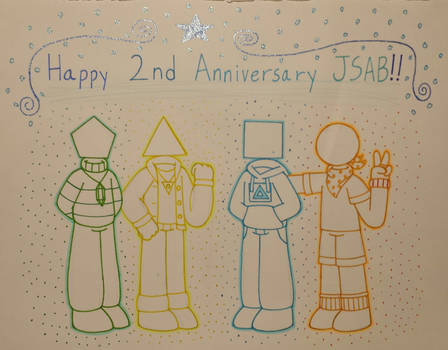 JSAB ~ 2nd Anniversary (LATE)
