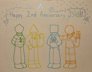 JSAB ~ 2nd Anniversary (LATE)