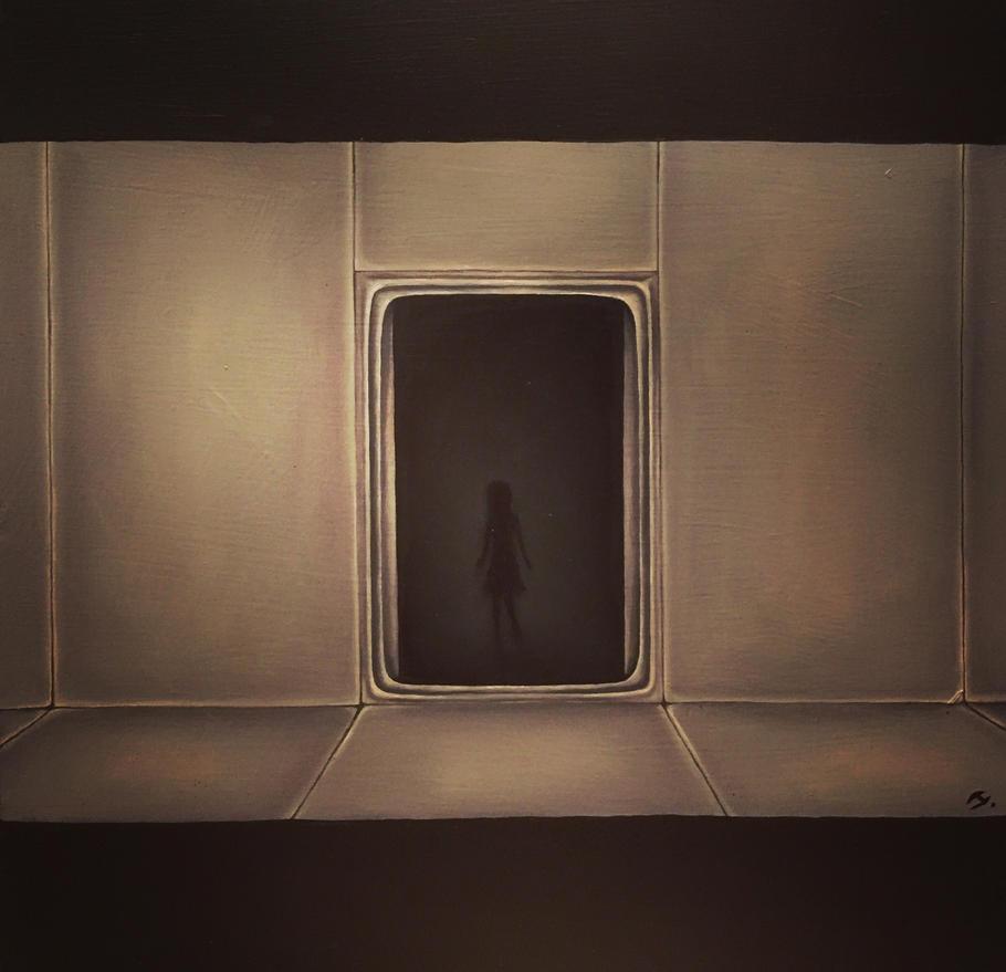Doorway by DoreenHillmann