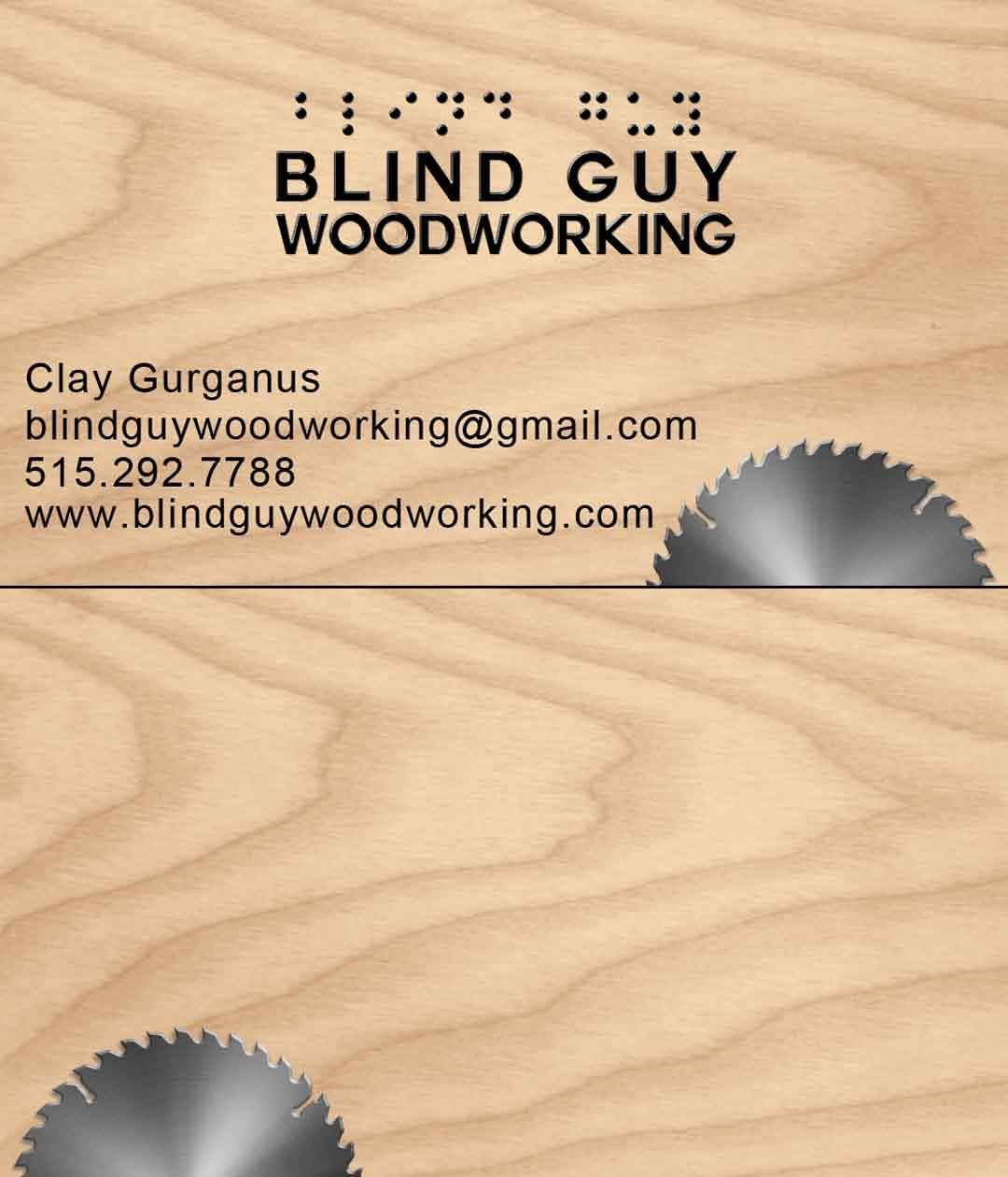 Blind guy woodworking business card by marczsewski on deviantart blind guy woodworking business card by marczsewski colourmoves