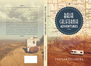 Book Cover: Baja California Adventure