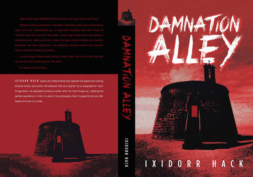 Book Cover: Damnation Alley
