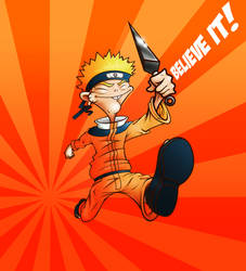Go get em Naruto by MisterDavey