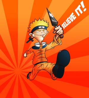 Go get em Naruto