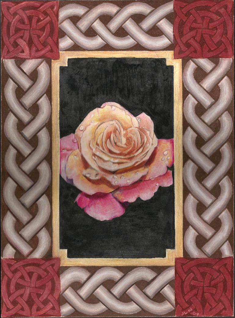 Celtic Rose by ursus327