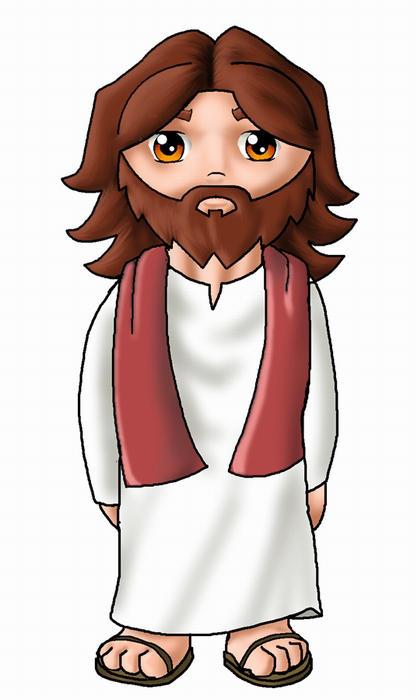 Jesus by ursus327