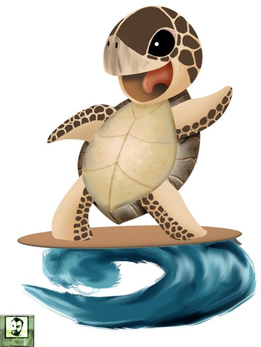 Sea Turtle by ursus327