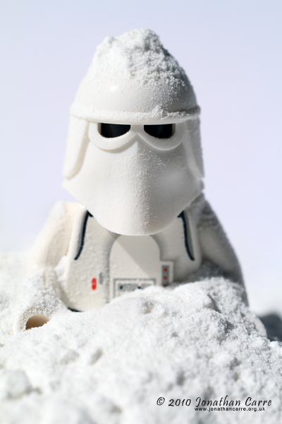 Hoth snowstorm by InsaneGelfling