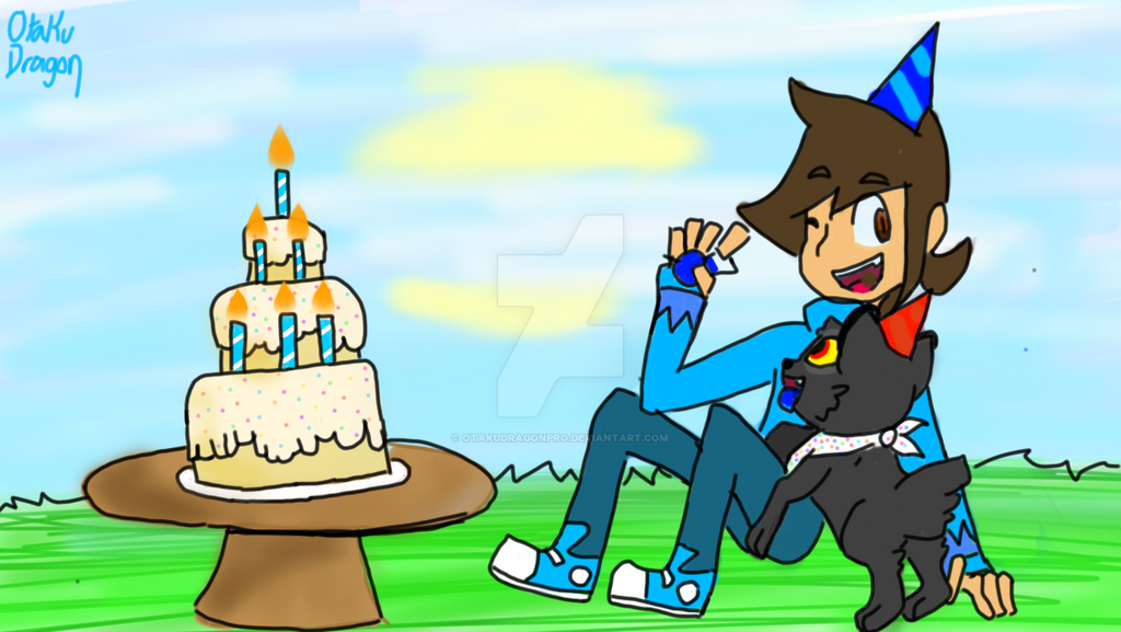 Happy Birthday TsaoShin! by OtakuDragonPro