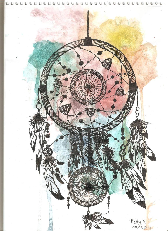 Dreamcatcher by Norlyola on DeviantArt