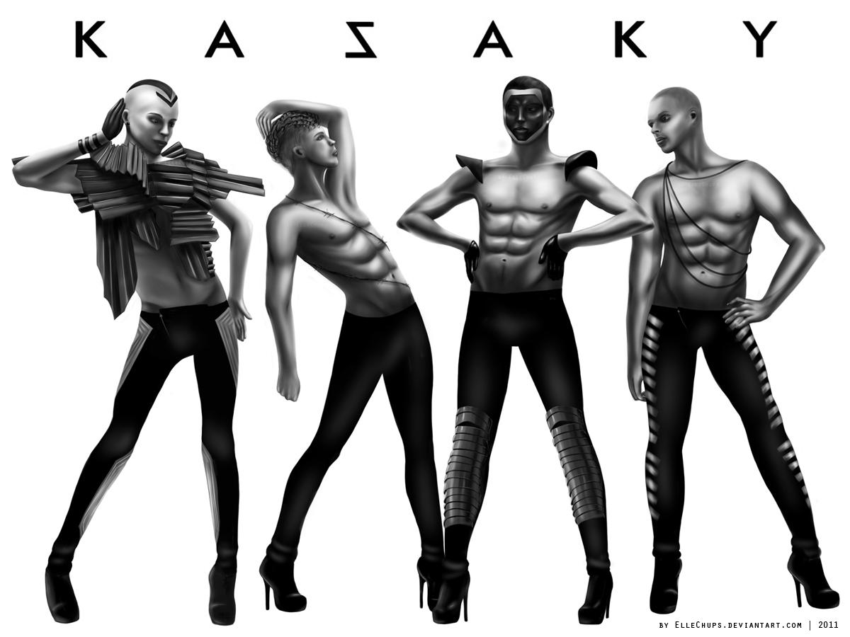 Kazaky by ElleChups