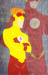 Kid Flash, Today is the Day