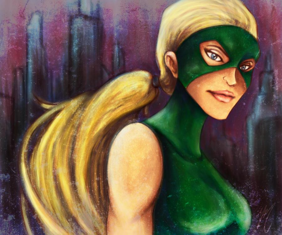 Artemis Crock by yurixmeister