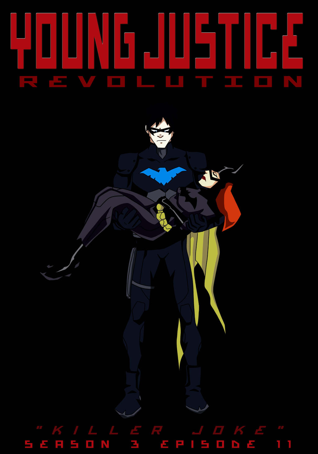 Young Justice Season 3 Ep11 by yurixmeister on DeviantArt