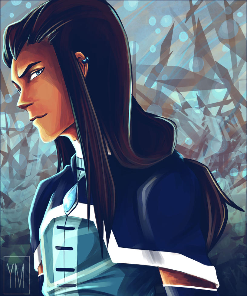 Chief Desna by yurixmeister