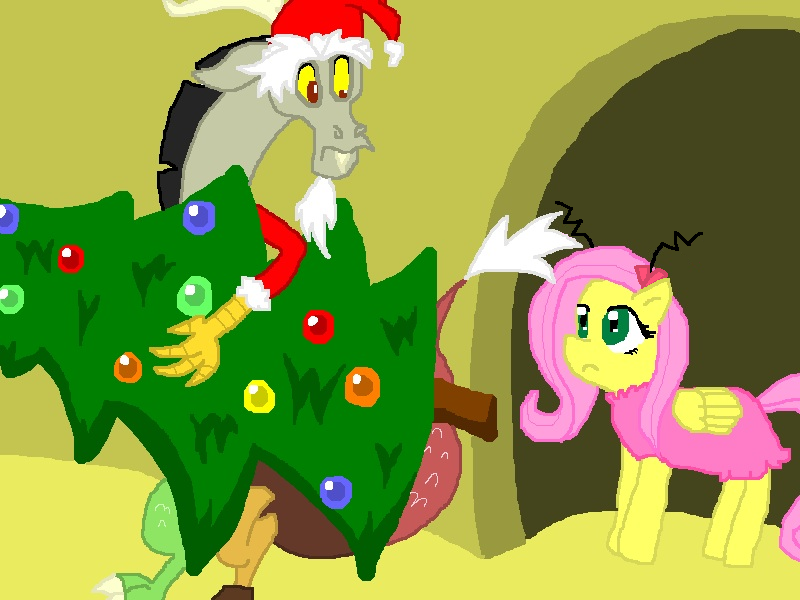 Christmas Discord.How Discord Stole Christmas By Chikoritaluv On Deviantart