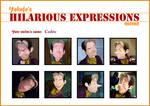 Hilarious Cedric Expressions Meme