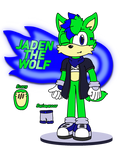 ~[REFERENCE]~: Jaden the Wolf