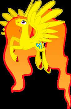 Prince Celestial (Vectorized)