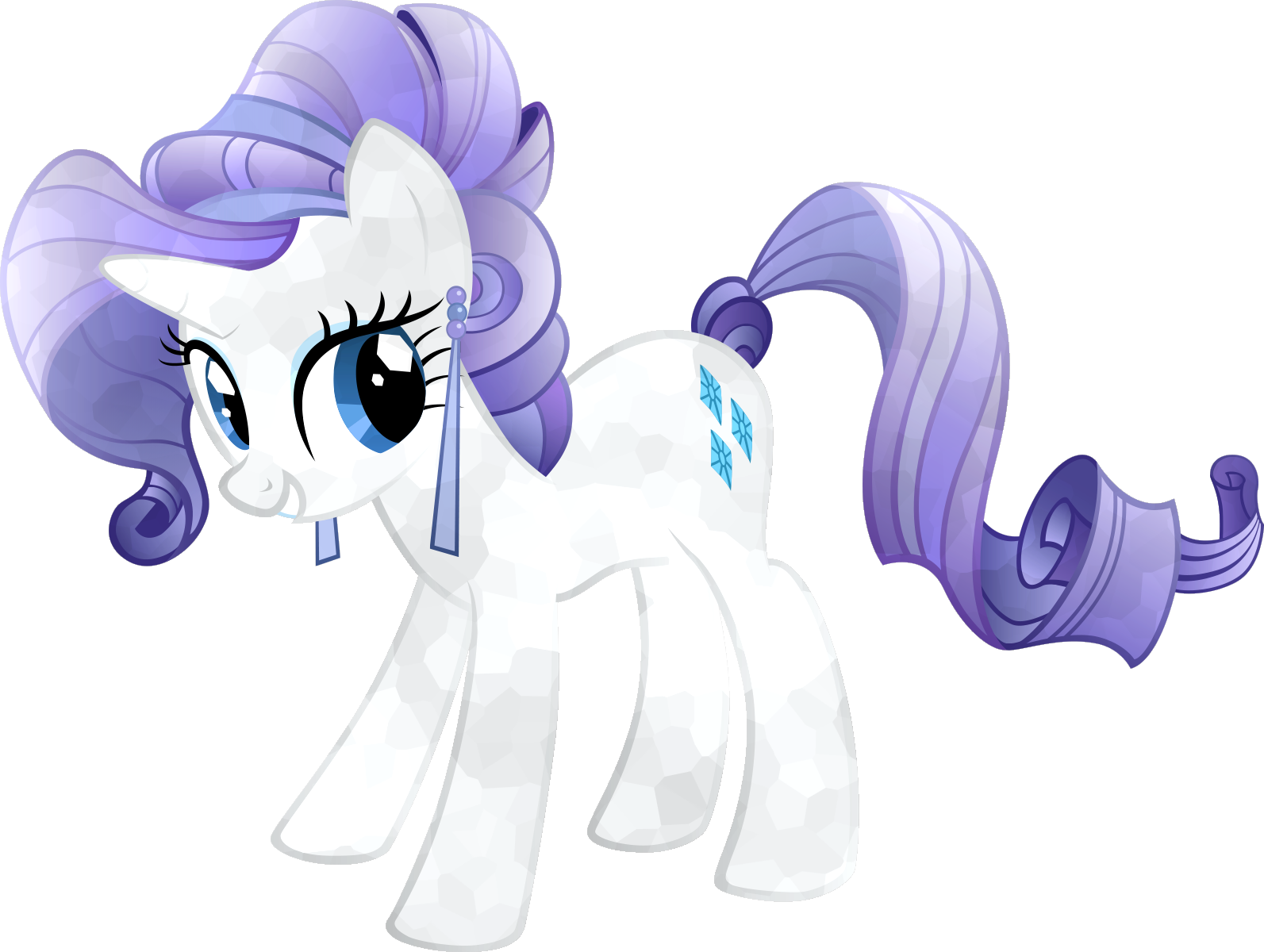 Crystal Rarity by Cubonator