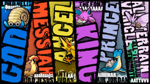 Twitch Plays Pokemon - The Chosen Team