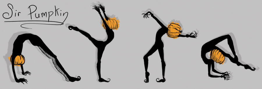 Day Twelve Pose by ForMyOwnAmusement