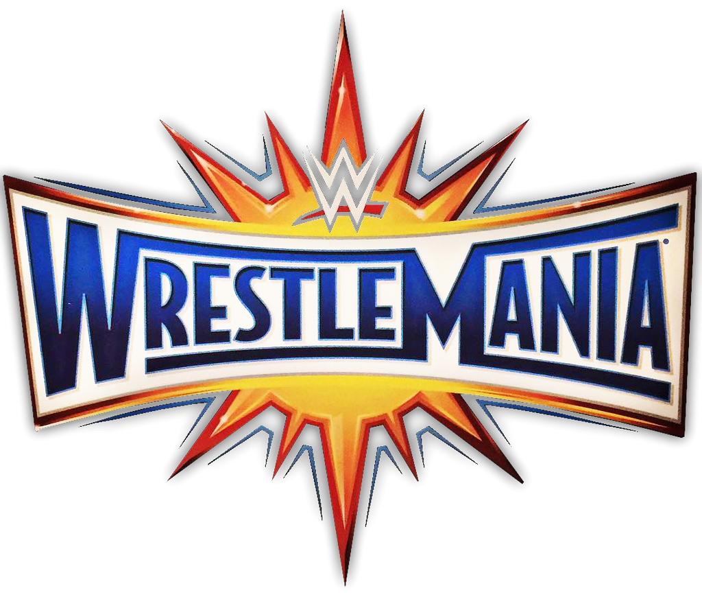 wwe wrestlemania33 logo png by crispy6664 on deviantart