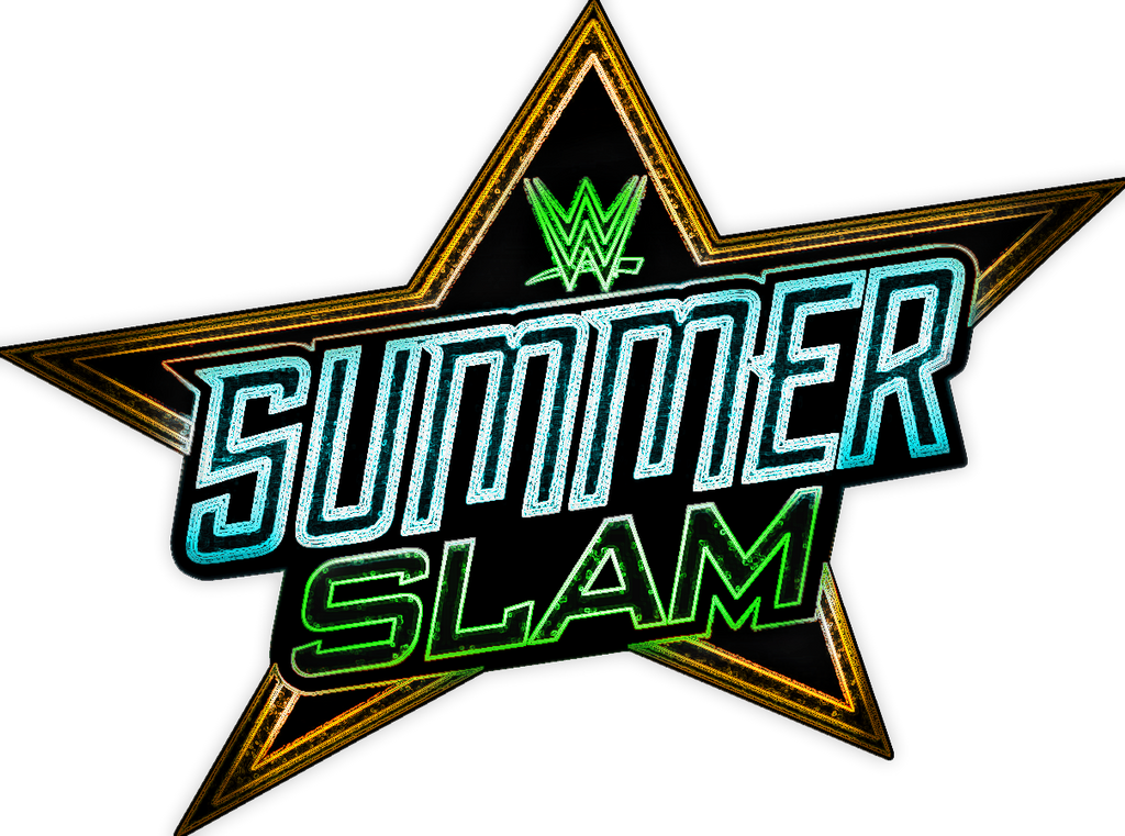 WWE SUMMERSLAM 2016 LOGO (PNG)