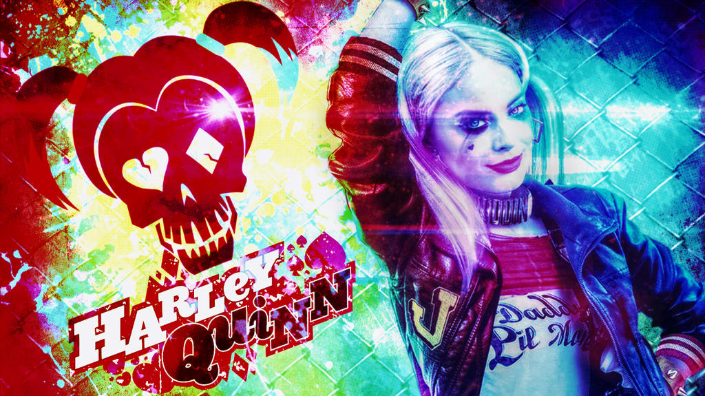 Suicide Squad Harley Quinn Wallpaper By CRISPY6664 On