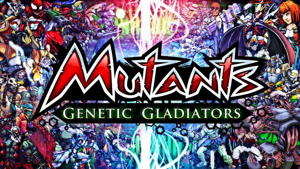 Mutants Genetic Gladiators apk android, pc et ios