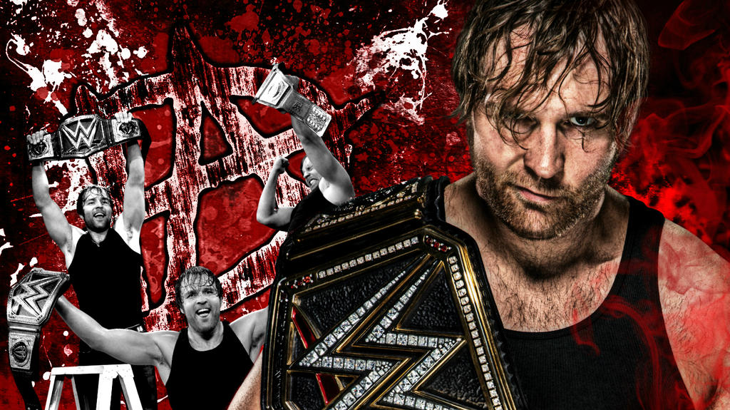 WWE Dean Ambrose Wallpaper By CRISPY6664