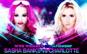 WWE SUMMERSLAM 2016 MATCH CARD SvsC