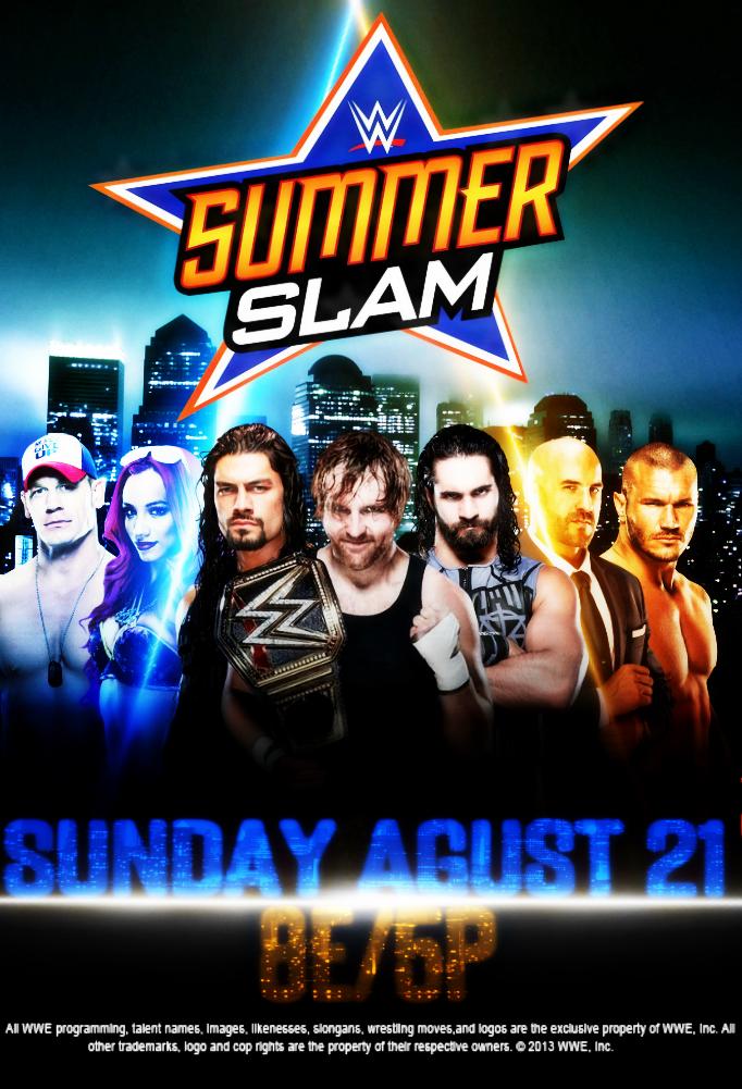 WWE Summerslam 2016 Full Show