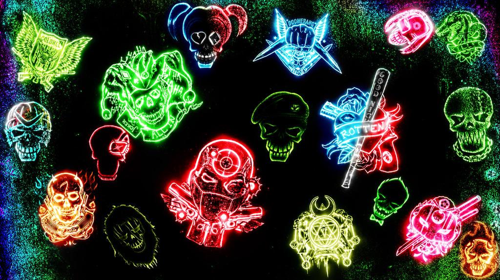 Suicide Squad Wallpaper By CRISPY6664 On DeviantArt