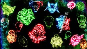 Suicide Squad  Wallpaper by CRISPY6664