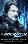 WWE BACKLASH 2016 POSTER