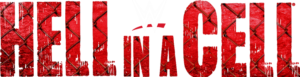 WWE HELLL IN A CELL  2016 Logo