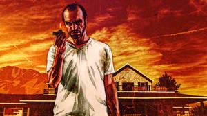 GTA V Trevor Wallpaper