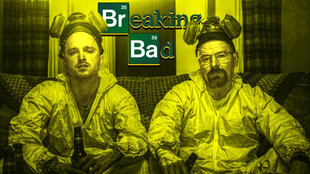 BREAKING BAD Wallpaper By CRISPY6664