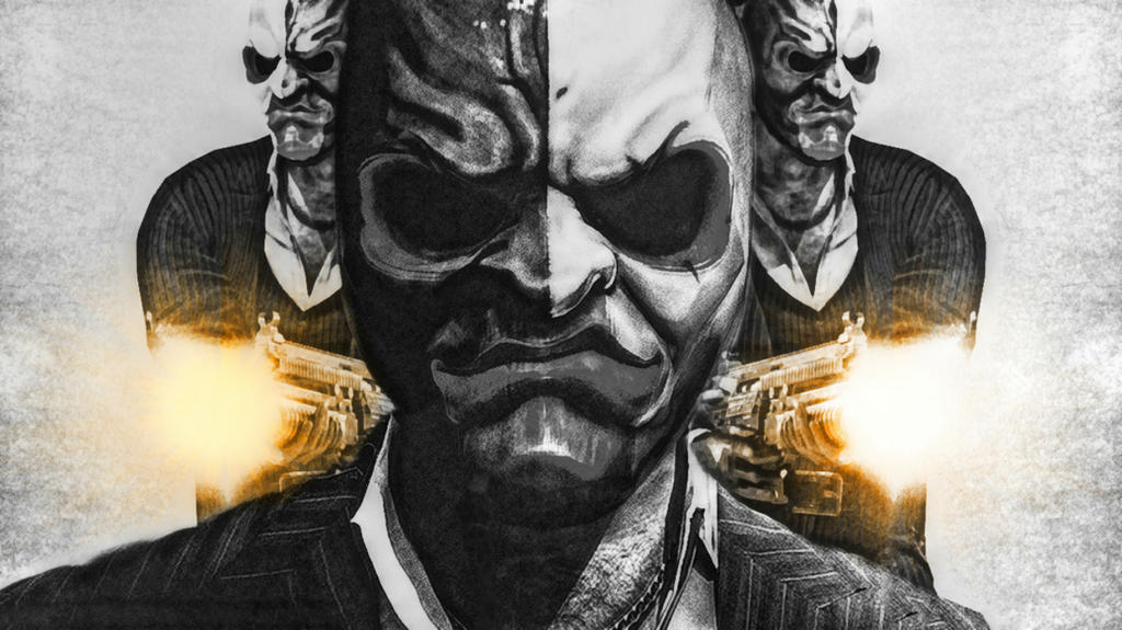 PAYDAY 2 Scarface Wallpaper by CRISPY6664 on DeviantArt