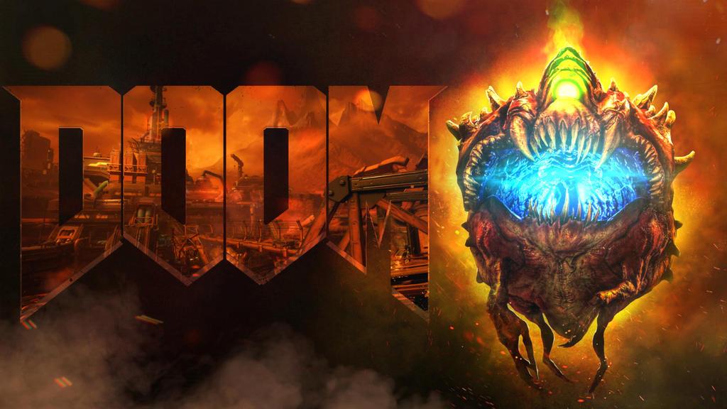 Doom 4 Wallpaper By Crispy6664 On Deviantart