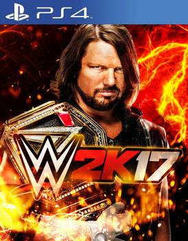 WWE 2K17 Portada