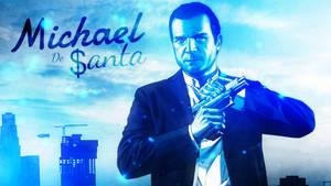 GTA V Michael De Santa Wallpaper