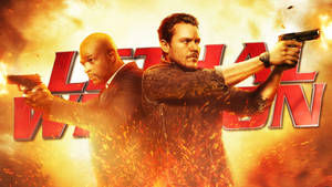 Lethal Weapon series wallpaper