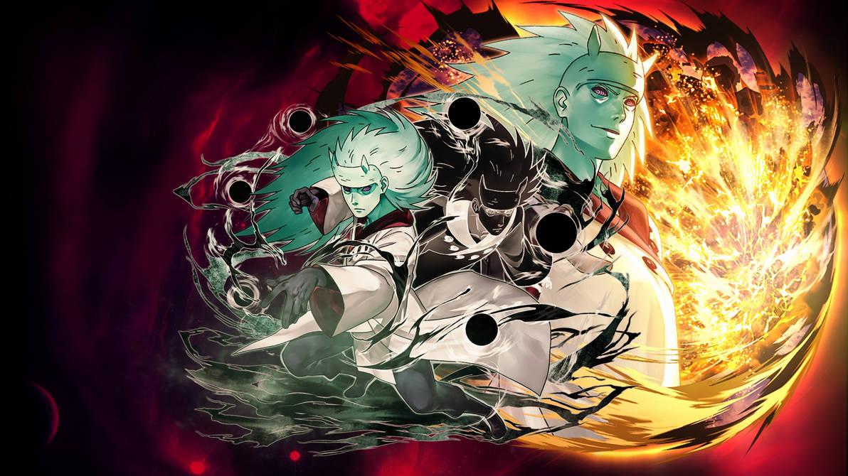 Naruto Blazing - Madara Uchiha Wallpaper by CRISPY6664 ...