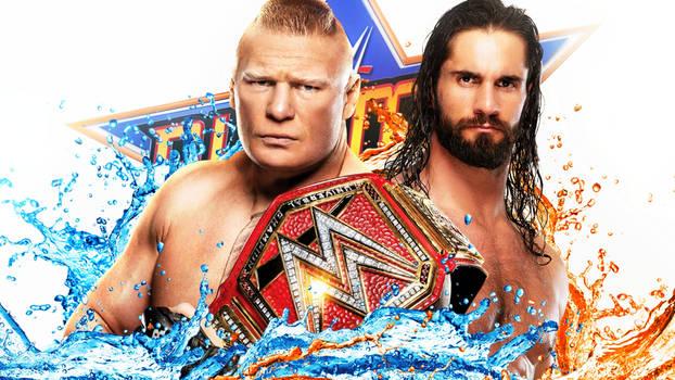 WWE Summerslam 2019 Wallpaper