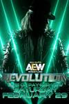 AEW Revolution Poster
